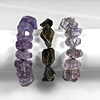 Knotted Gemstone Bracelet